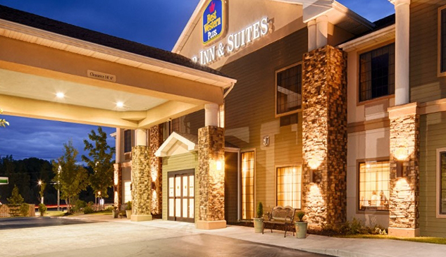 Local Lodging at Best Western Plus