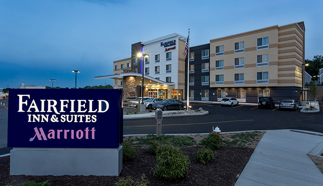 Local Lodging at Fairfield Inn And Suites