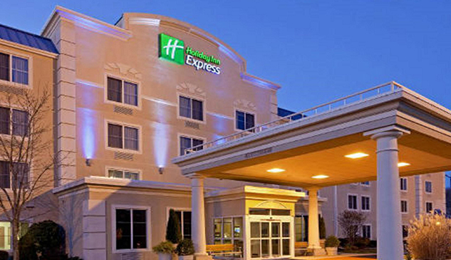 Local Lodging Holiday Inn