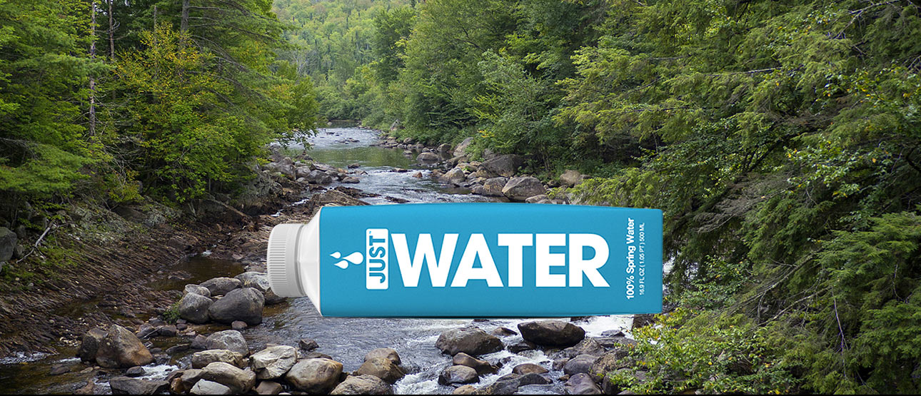 JUST Water partners with CMAC