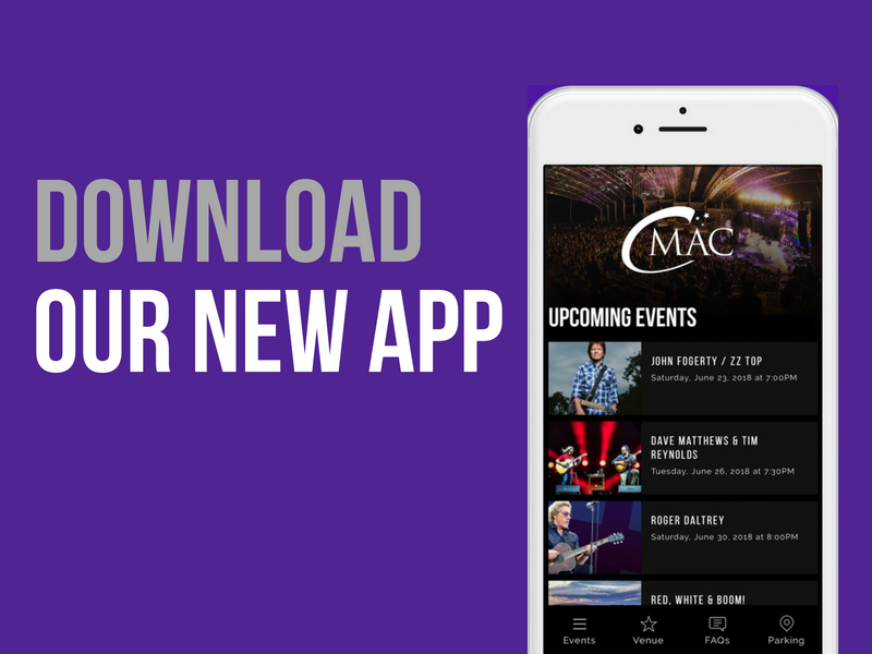 CMAC News, CMAC Launches mobile app