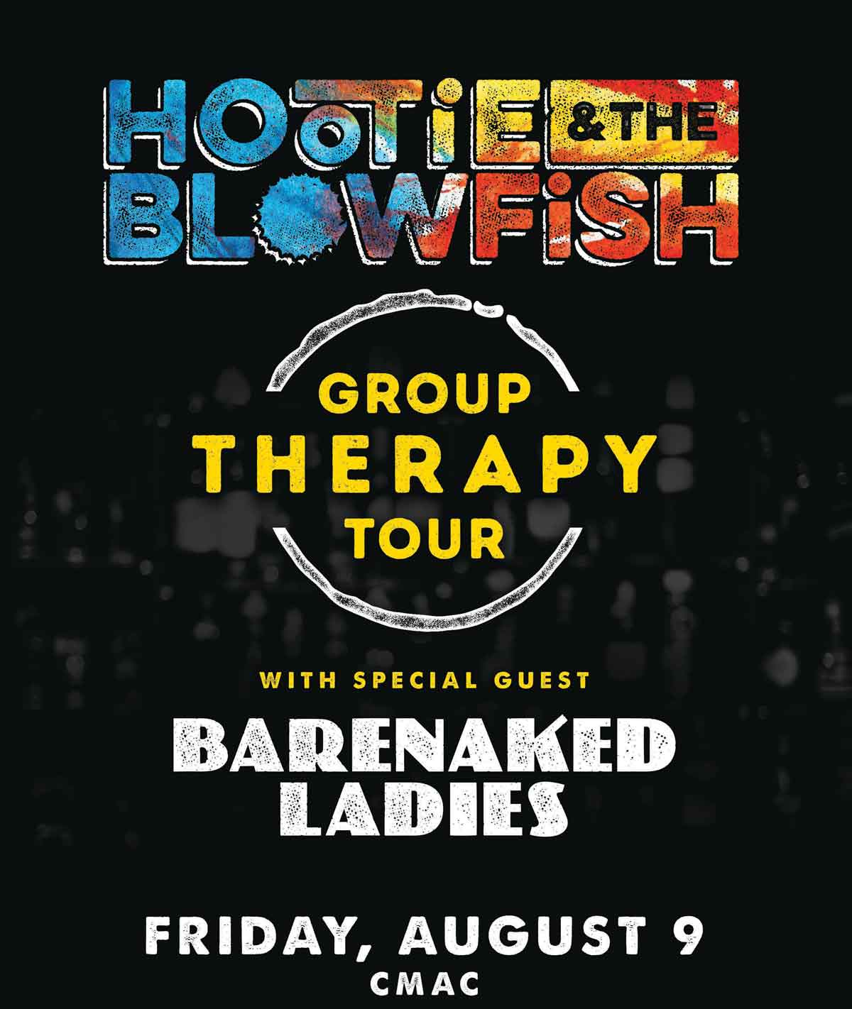 CMAC event: Hootie And the Blowfish