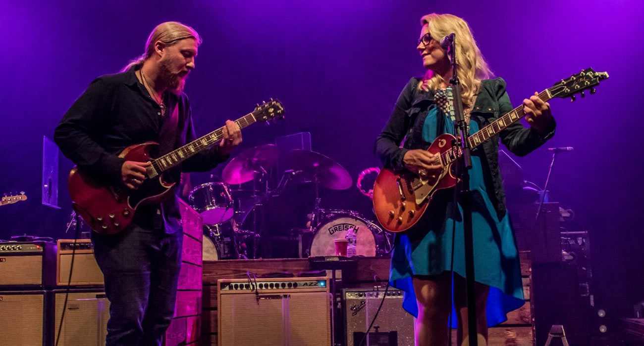 CMAC upcoming event: Tedeschi Trucks Band 2019
