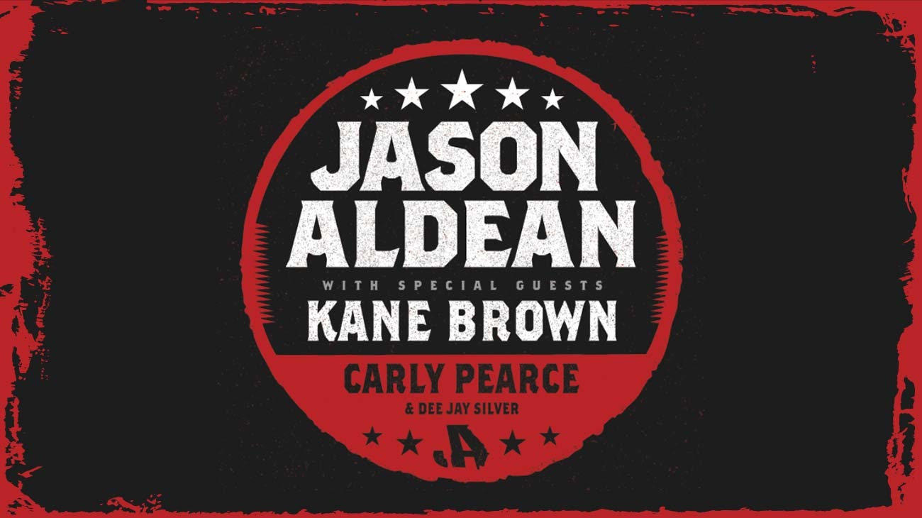 Jason Aldean with special guests