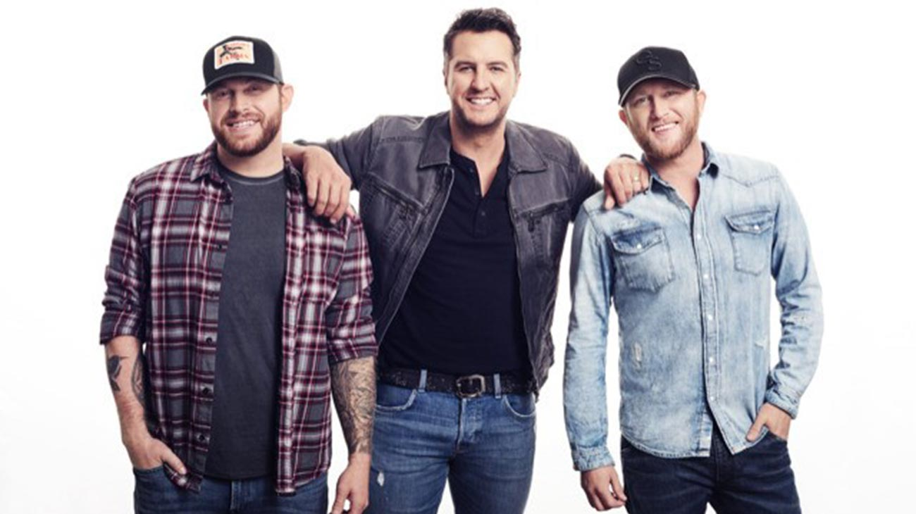 luke bryan and cole swindell
