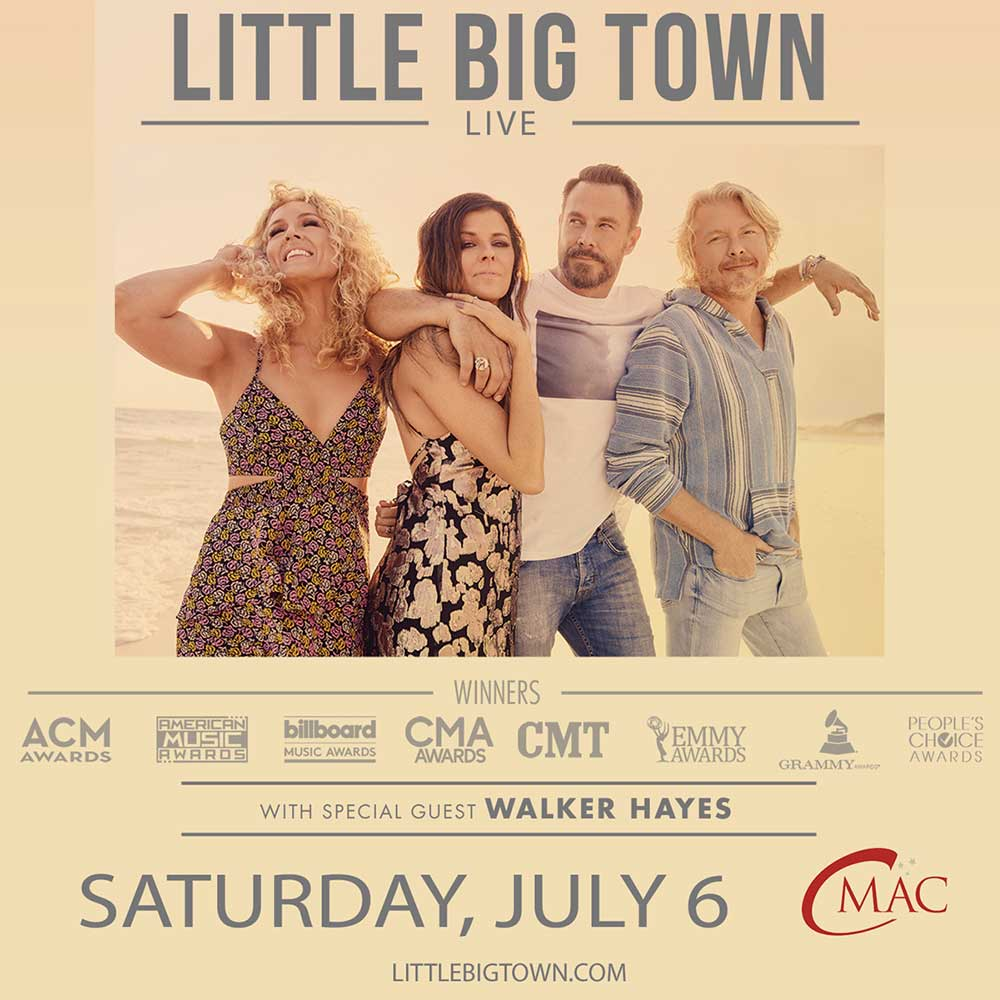 little big town show announcement