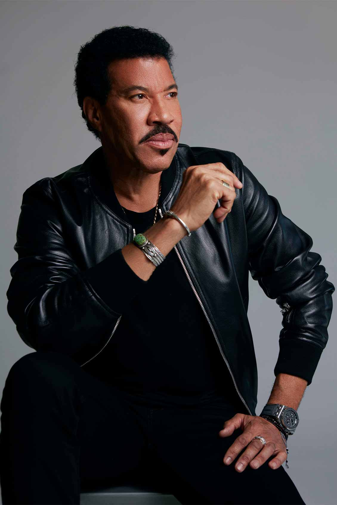 LIONEL RICHIE show announcement