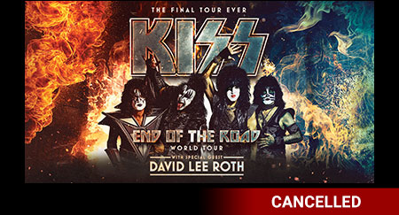 cmac events kiss cancelled