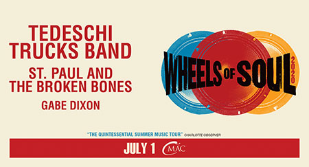 a CMAC upcoming event Tedeschi Trucks Band